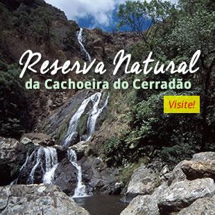 reserva natural cachoeira do cerradao